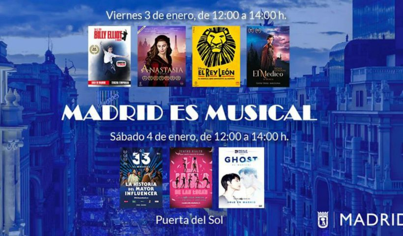Madrid es musical