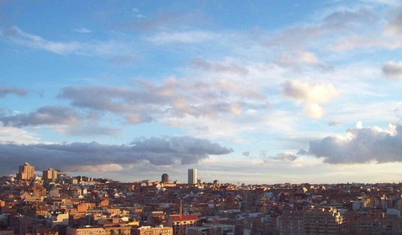 Cielo Madrid - Foto de Luis García en Wikimedia Commons