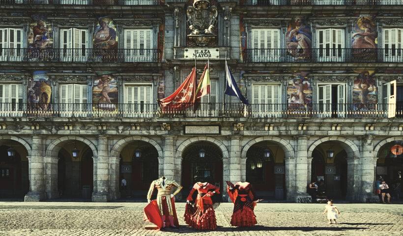 Plaza Mayor - Jose Ramirez - Flickr