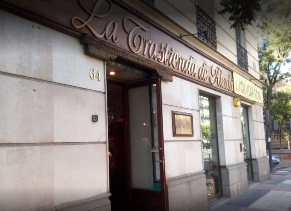 La Trastienda De Alcalá