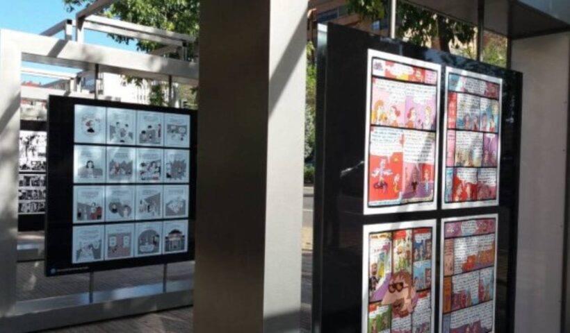 Exposición Pintas o dibujas en Madrid. Foto: Turismo Madrid.
