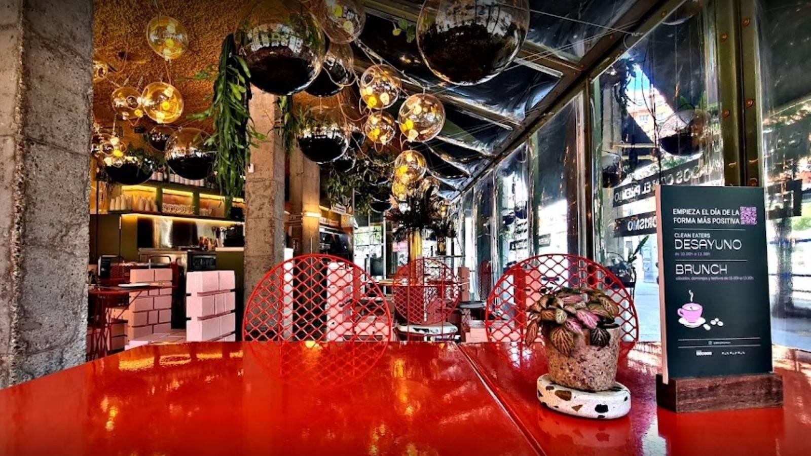 restaurantes originales bonitos madrid