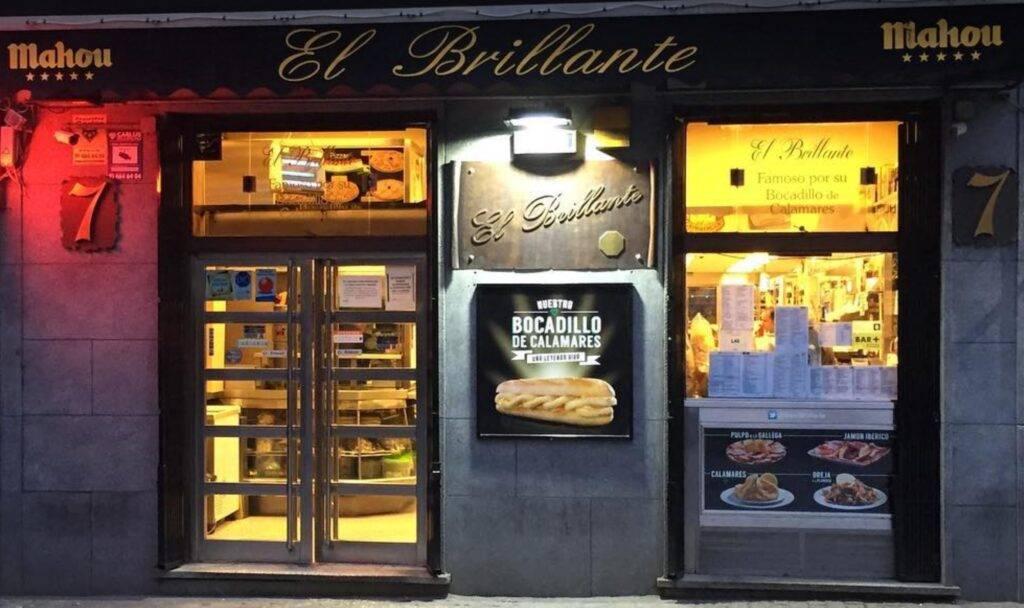 Bar El Brillante