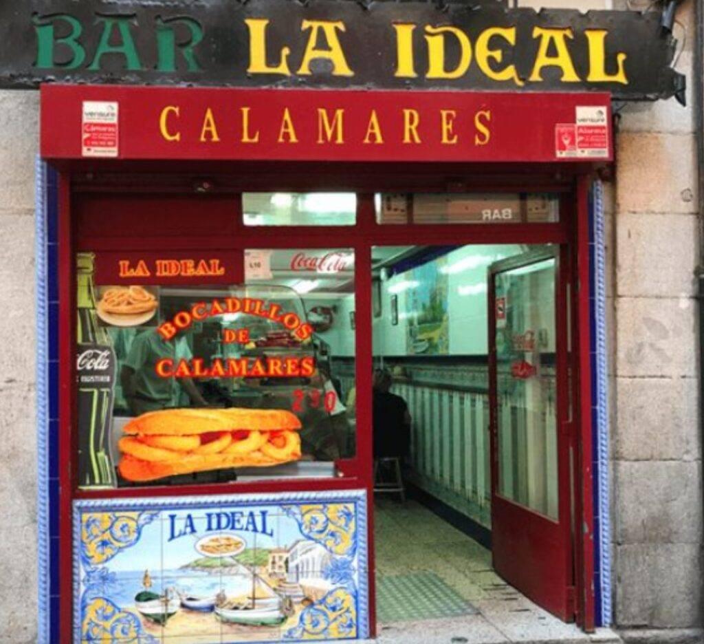 Bar La Ideal